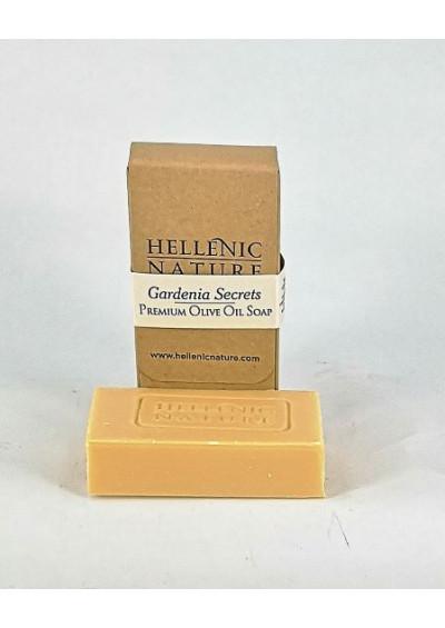 Hellenic Nature Griekse olijfolie zeep Gardenia secrets 150 gram